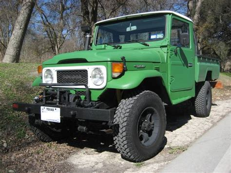 toyota land cruiser hj pickup