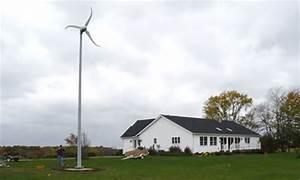 Eolienne Pour Maison : une olienne pour votre maison c 39 est possible ~ Nature-et-papiers.com Idées de Décoration