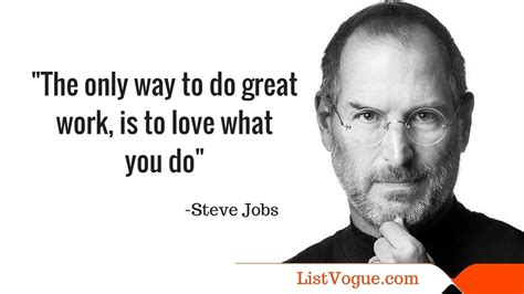 jobs steve quotes quote famous most job way success quotations changed which helpful non pvt merlin ltd graphics studio quotemaster