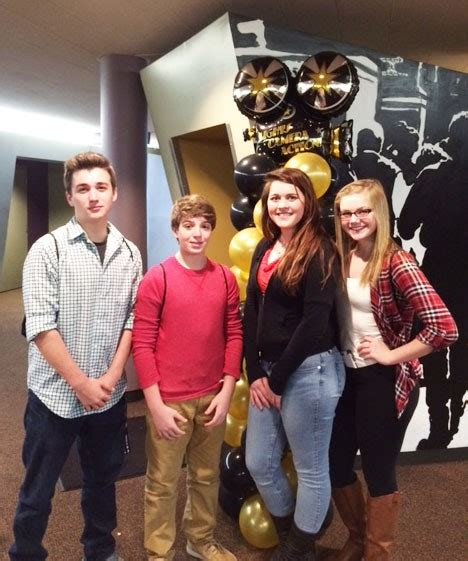 mwms students honored reel action video awards mt washington