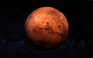 Mars The Planet In Space | www.pixshark.com - Images ...