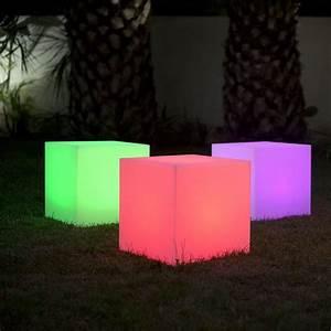 cube lumineux lumisky multicolore solaire carry 40 l 42 x With cube lumineux solaire exterieur