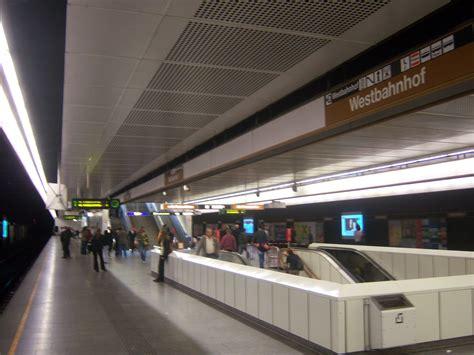 Sanierung Westbahnhof In Wien by Wien Westbahnhof