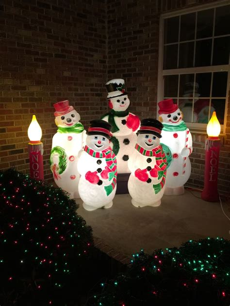 92 best images about christmas blow molds on pinterest