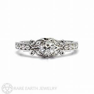 engagement rings vintage style wedding promise diamond With vintage look wedding rings