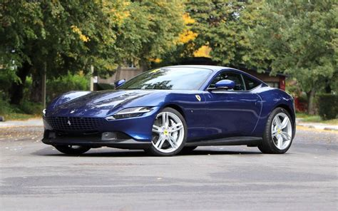 The redesign of the model's skin was driven by ferrari's goal to maximize. 2021 Ferrari Roma: Step Aside, Aston Martin! - The Car Guide