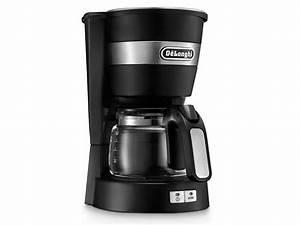 Delonghi Drip Coffee Maker Instructions
