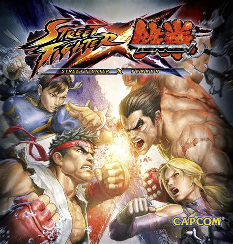 Street Fighter X Tekken Watch Us Play Games