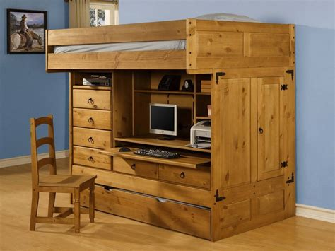 bunk bed with trundle desk and storage bunk bed with trundle desk and storage home design ideas