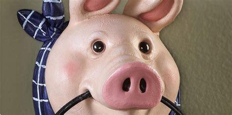 Pig Kitchen Decor  Design On Vine