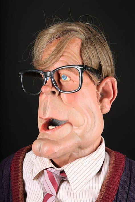 spitting image puppet  margaret thatcher   auction