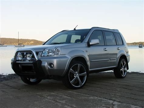 Nissan X Trail Modification by Phat4s 2005 Nissan X Trail Specs Photos Modification