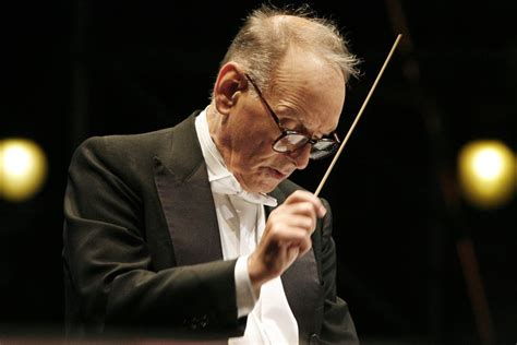 Ennio Morricone To Score 'the Canterville Ghost'