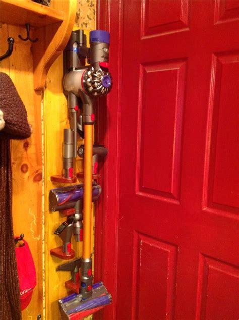 vacuum cleaner storage ideas  pinterest
