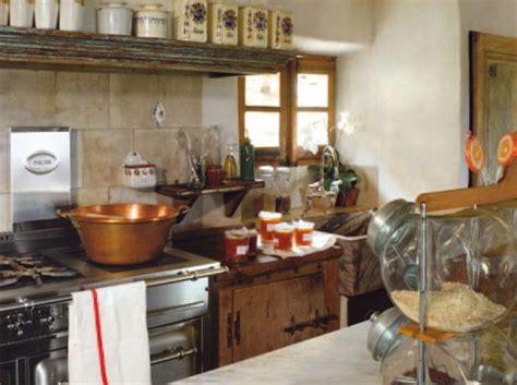 Meuble Cuisine Recup des cuisines esprit r 233 cup d 233 coration