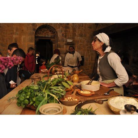cuisine moyen age l 39 authentique cuisine du moyen âge boutique guédelon