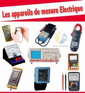 Appareil De Mesure De Tension électrique : les appareils de mesure electrique electromecanique ~ Premium-room.com Idées de Décoration