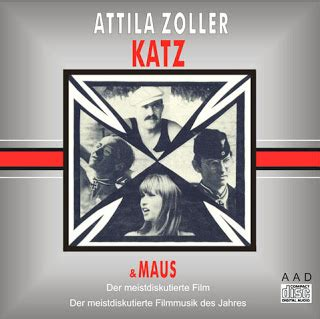 designer maus audio design studio attila zoller katz and maus filmmusik lp digital transfer noise cleaning