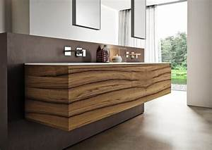 meuble lavabo salle de bains de design italien par idea group With salle de bain design italien