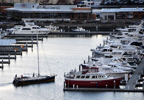 Seattle Boat Show Today by Dock At Dusk Photo Gallery Anacortes Todayanacortes Today