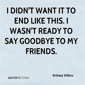 Brittany Wilkins Quotes | QuoteHD