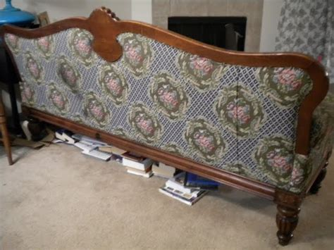 Recovering A Settee by How To Recover A Settee Sofa The Style