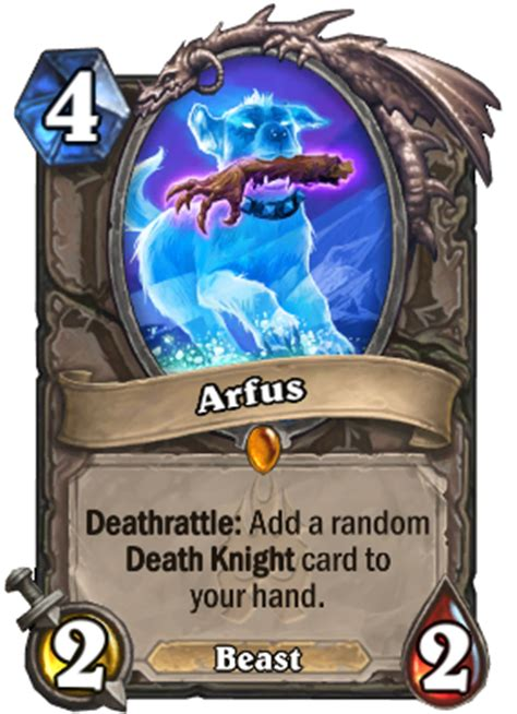 deathrattle deck frozen throne the lich king and his arrive for hearthstone s next