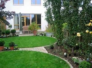 Gartengestaltung Sichtschutz Beispiele : 1000 ideen zu reihenhausgarten auf pinterest ~ Lizthompson.info Haus und Dekorationen