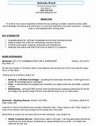 Awesome Sample Bartender Resume To Use As Template Sample Resume For Wine Sales Representative Sample Sales Resume Resume Resume Objective And Brand Ambassador Job Objective For Resume 324x420 Driver Resumes Delivery Driver Resume Sample Beer