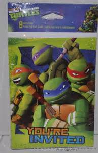 new teenage mutant ninja turtles birthday party supplies