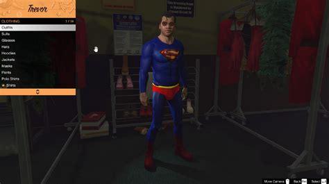 Fly Superman Gta V / Voler Comme