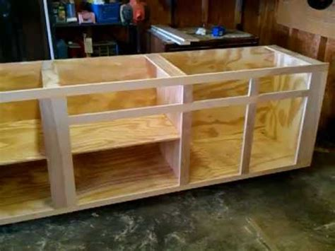 Homemade Cabinets # 4  Youtube