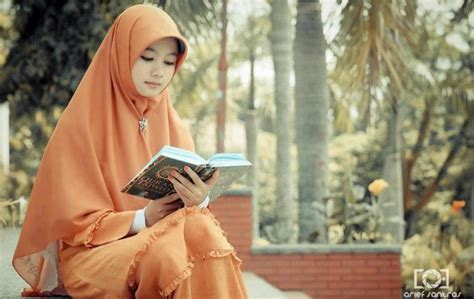hijab muslimah gambar islami