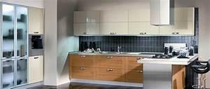 Cuisines Amenagees : cuisines am nag es gamme luxo hd cuisines ~ Melissatoandfro.com Idées de Décoration