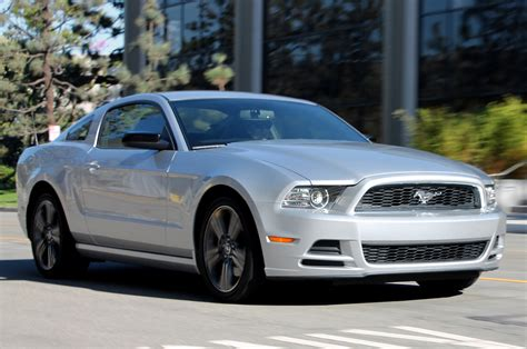 ford mustang premium  performance package