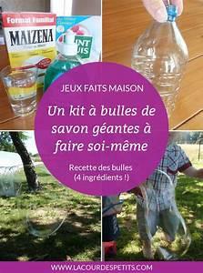 Recette Bulles De Savon : produit a bulle maison ventana blog ~ Melissatoandfro.com Idées de Décoration