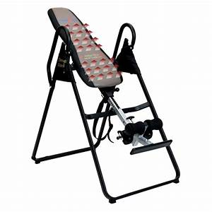 Ironman FIR500 Infrared Heat Therapy Inversion Table ...