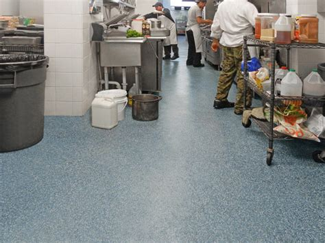 Healthy & Hygienic Commerical Kitchen / Restaurant Flooring Dining Room Kitchen Living Ideas For Valances Red Houzz Images Of Furniture In Design With Combined Online Show Houston