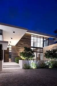 amenagement exterieur maison jardins d39entree modernes With entree de maison design 7 accueil
