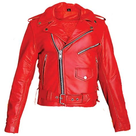 red leather motorcycle jacket basic motorcycle jacket red leather