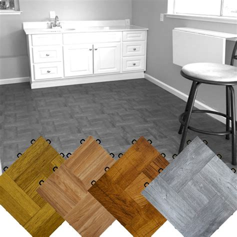 best interlocking flooring basement floor tile rooms