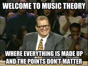 Music Theory Memes - music theory memes quickmeme