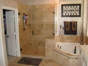 travertine bathroom ideas honed travertine mediterranean bathroom dallas by design floors
