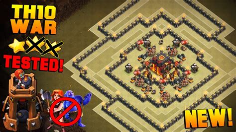 clash  clans literally    war base  bomb