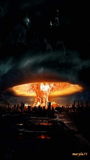 gifs explosions transparent background nuclear