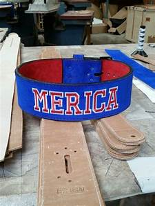 Merica Pioneer Power Belt  Generalleathercraft Com
