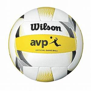 AVP Game Volleyball | Wilson Sporting Goods