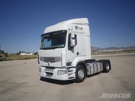 renault premium used renault premium 460 dxi tractor units year 2012