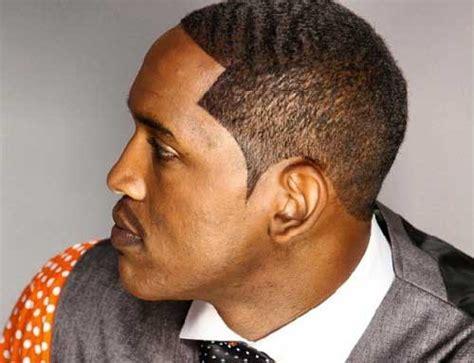 Style De Coiffure Pour Homme Noir Salon De Coiffure Afro