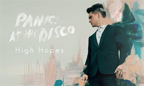 【high Hopes】の和訳:panic! At The Disco(パニック・アット・ザ・ディスコ)
